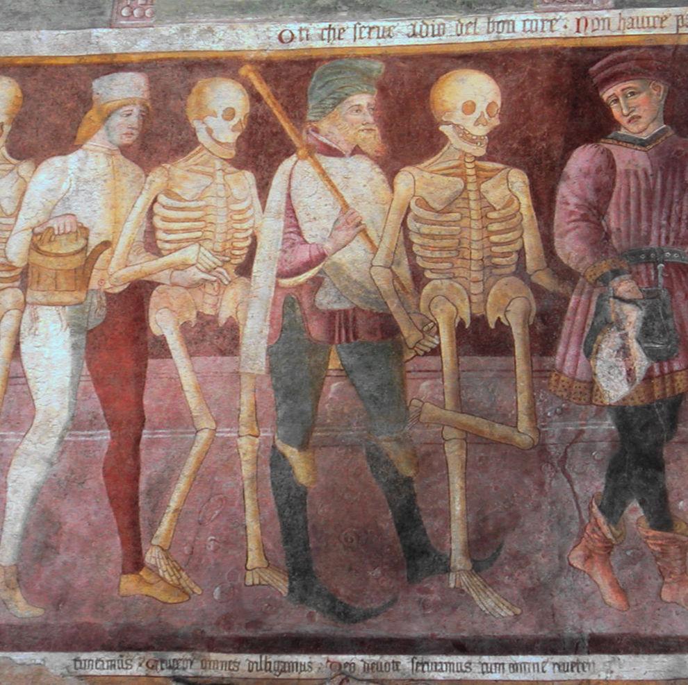 Clusone Danza Macabra